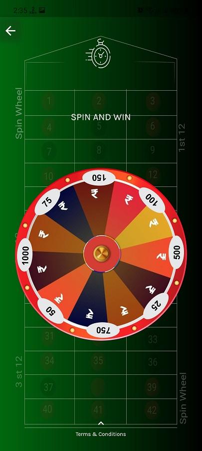Screenshot of Boby Fans App