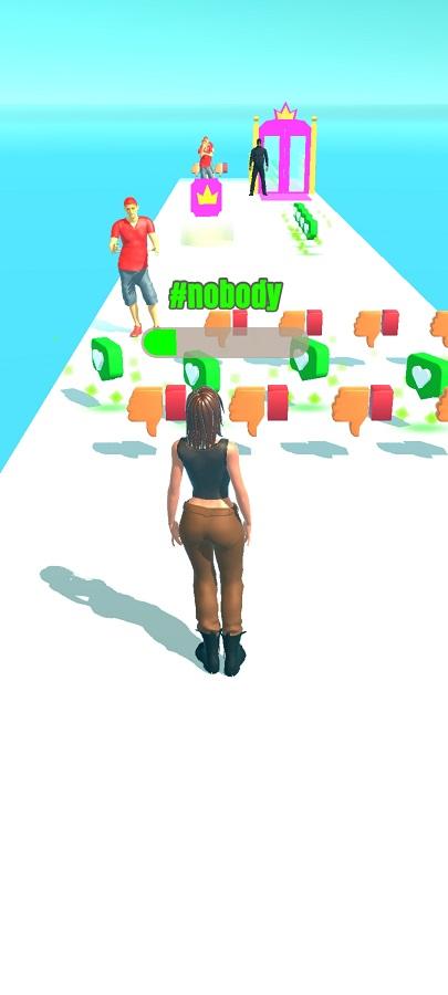 Screenshot of Influencer Rush 3D Download