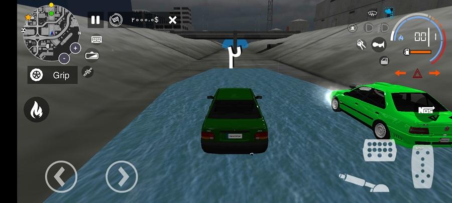 Screenshot of Sport Car 3 Android