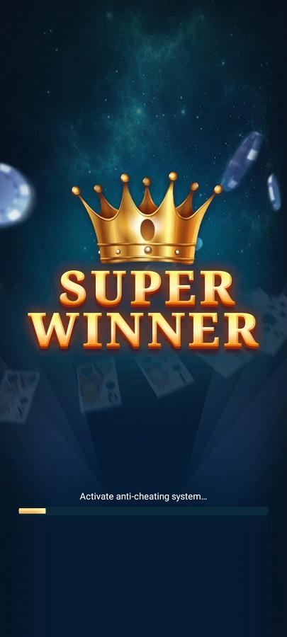 Screenshot of Super Winner Apk