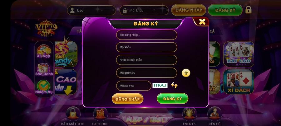 Screenshot of VIP79 Apk Download