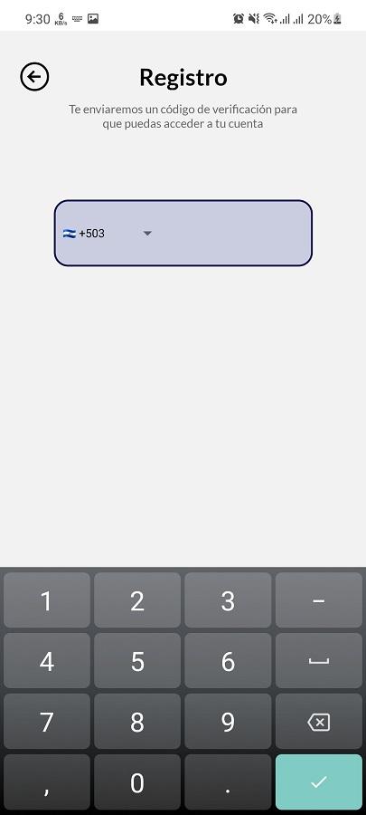 Screenshot of Chivo Wallet Play Store