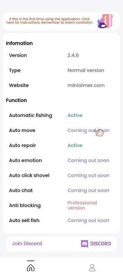 Screenshot of Fishing PT Game Apk