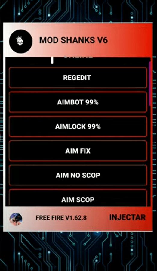 Screenshot of Injector Shanks Download