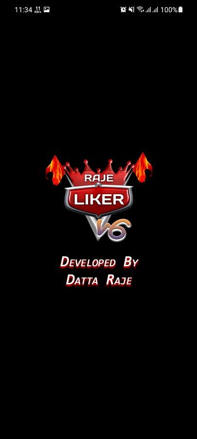 Screenshot of Raje Liker Apk