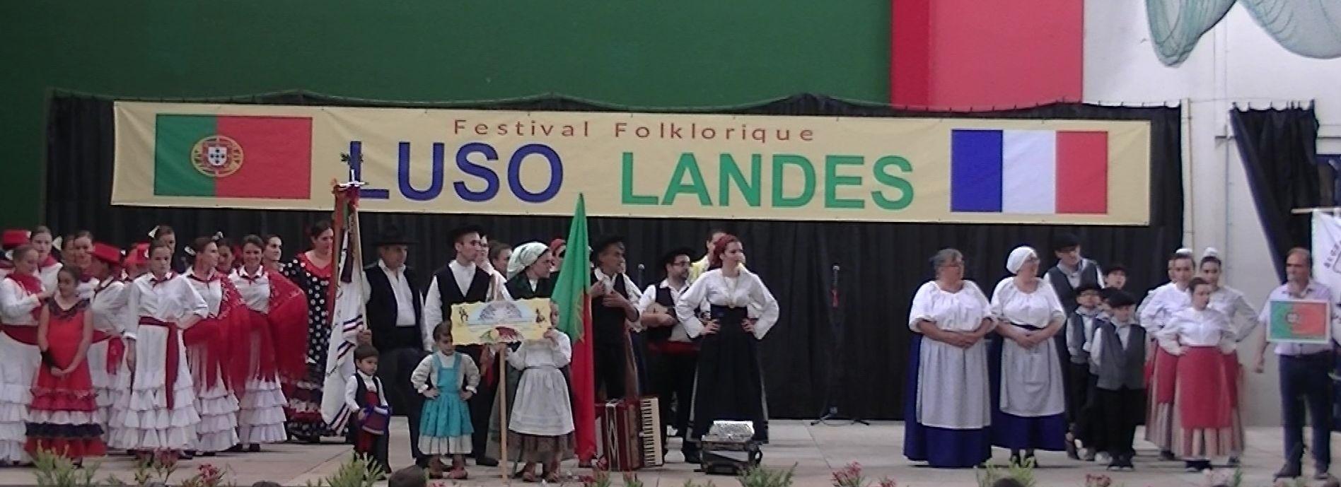 Coloriste St Martin De Seignanx 6ème festival folklorique luso landes em saint martin-de