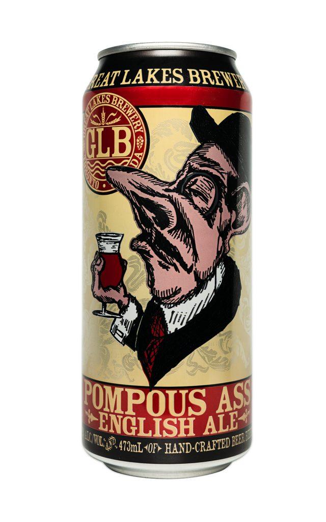 Craft Beer - Pompous Ass. NOAH GANHÃO