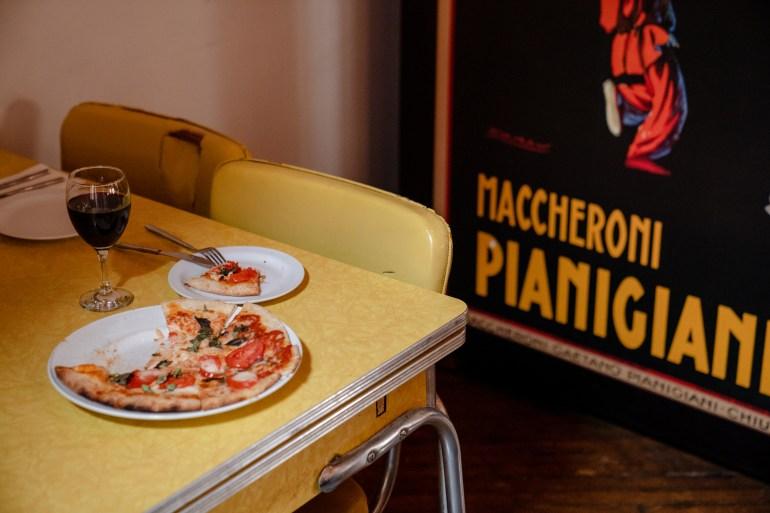 Caffino Ristorante - pizza