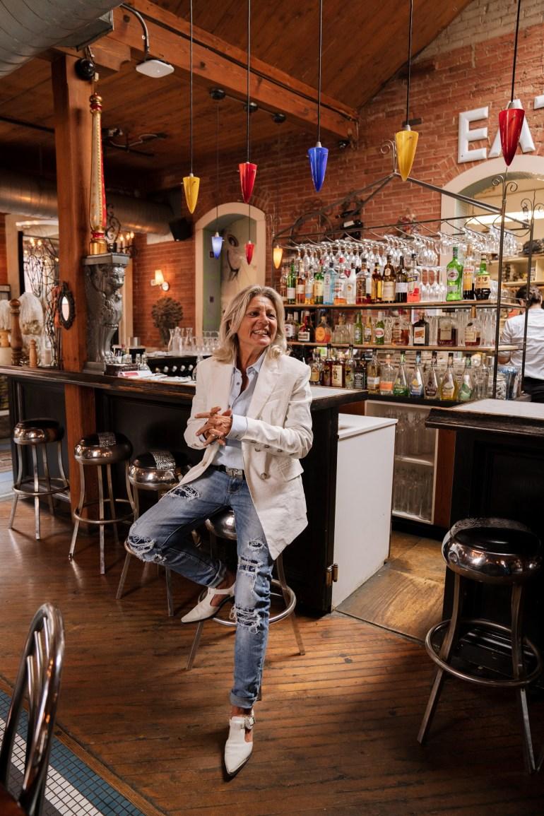 Caffino Ristorante owner - Rosa