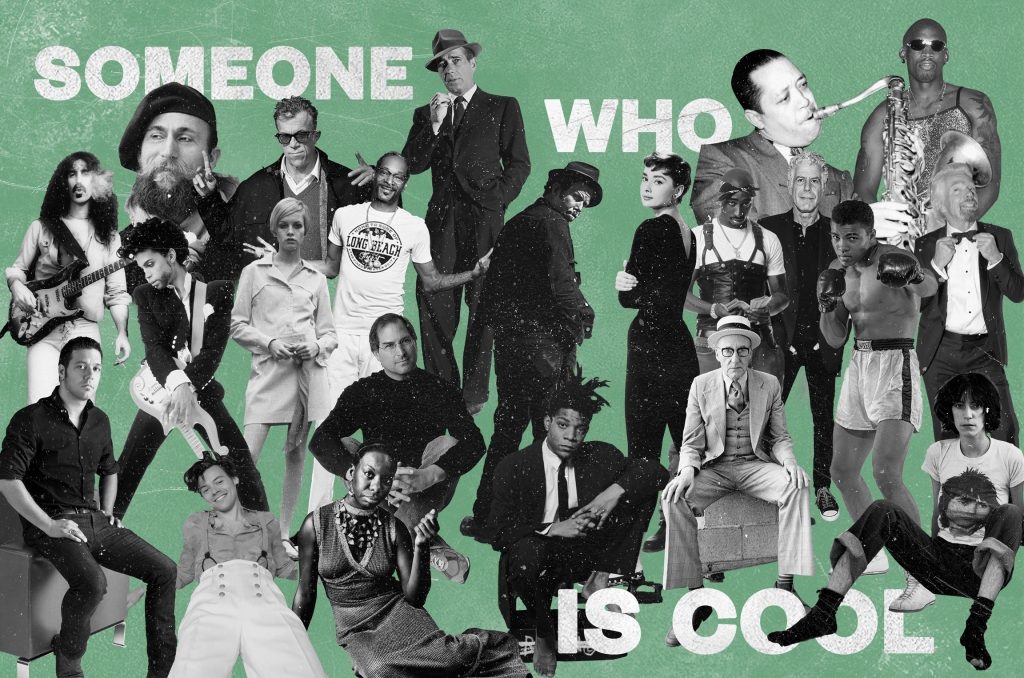 collage cool people