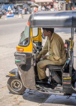 scooter taxi in Mumbai