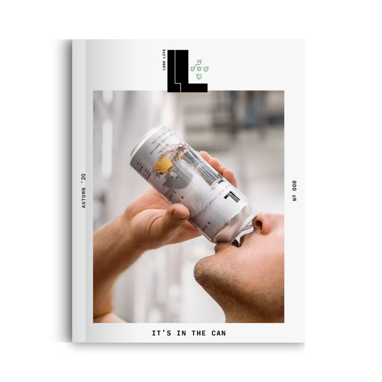 Luso Life-issue 008 front cover