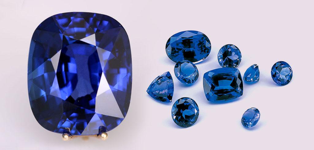 Sri Lankan Blue Sapphire
