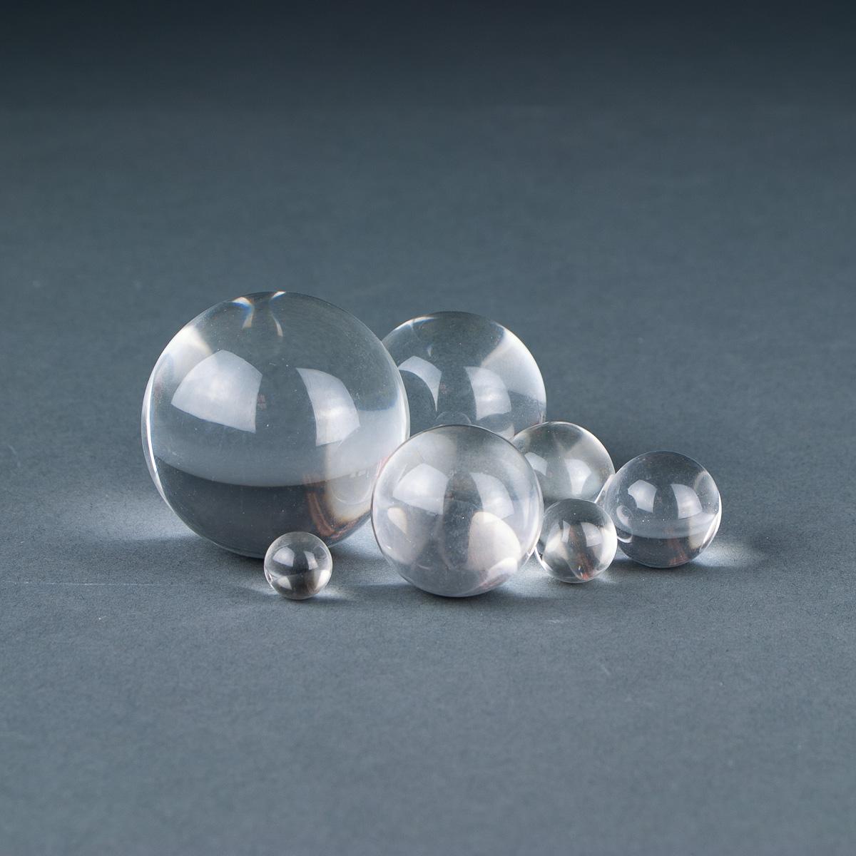 Clear Acrylic Sphere