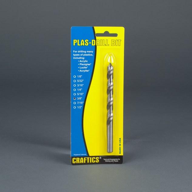 Craftics Pla-Drill 3/8drill bit