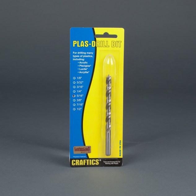 Craftics Pla-Drill 5/16 drill bit
