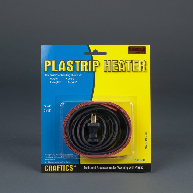 Craftics Plastrip Heater Strip 48""