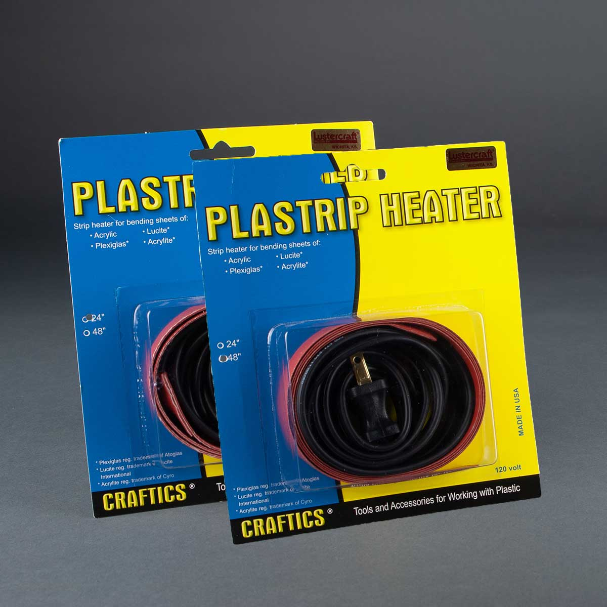 Craftics Plastrip Heater Strip