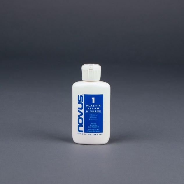 Novus Plastic Polish No. 1 Plastic Clean and Shine 2oz