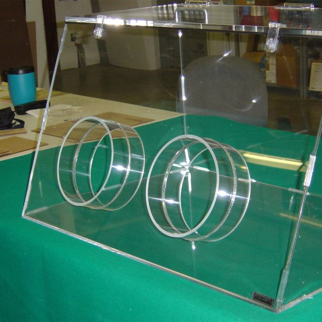 Lustercraft Plastic Fabrication Services