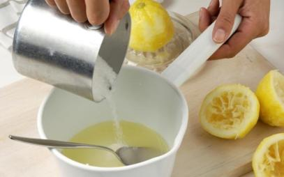 lemon Stretch Marks