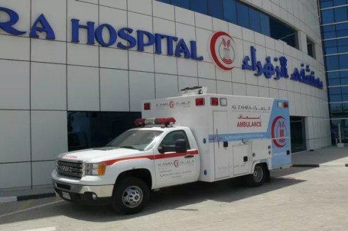 Al Zahra Hospital, Al Zahra Hospital of UAE| Best Healthcare Point in Dubai
