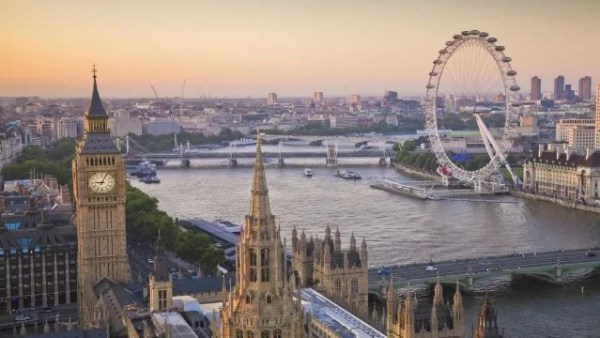 Best Vacation Ideas london