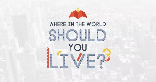 Best Place, Where Should I Live in the World – Choose Best Place for Your