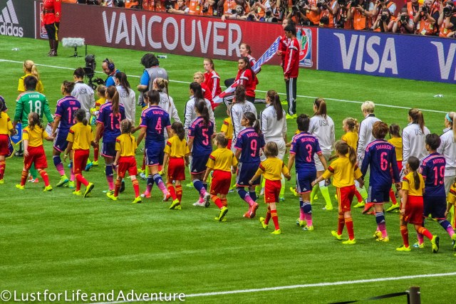 Women's World Cup Final   Lust for Life and Adventure