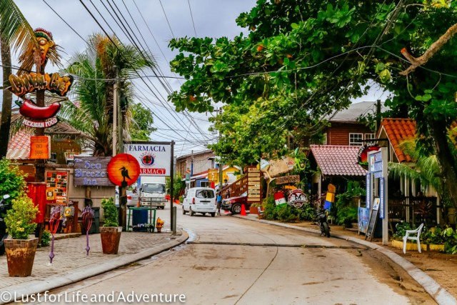 West End, Roatan Honduras
