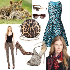 Fun Leopard Prints