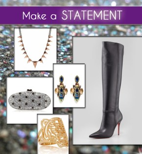 5 Fabulous Statement Pieces