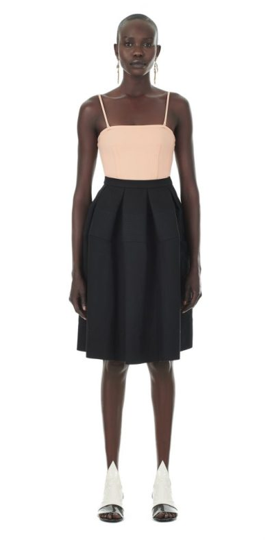 Balenciaga Balloon Skirt