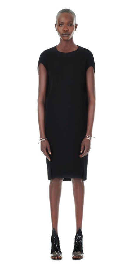 Balenciaga Drapy Cristobal Dress