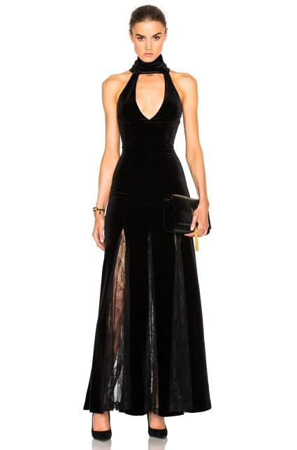nicholas-velvet-lace-insert-gown