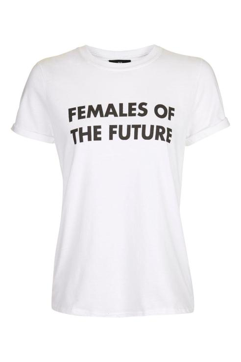 Topshop Females of the Future Tee