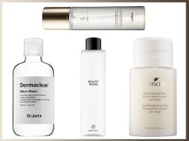 Beauty Multitasker: Rejuvenating Micellar Water