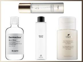 Beauty Multitasker: Rejuvenating Micellar Water