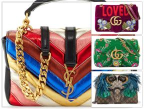Hero Handbags: The Most Incredible Carryalls of the Season