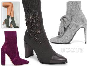 Trend Trial: Sock Boot