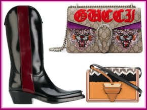 Boots + Bags: Five Power Pairings for Fall