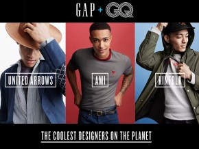 GAP x GQ: The Coolest Designers on the Planet