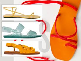 Summer Must Have: The Flat Sandal