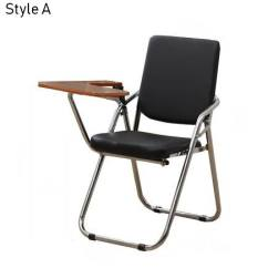 Folding Desk Chair Wooden Adirondack Chairs On Sale A New Generation Of Office Training Meeting With Writing Board