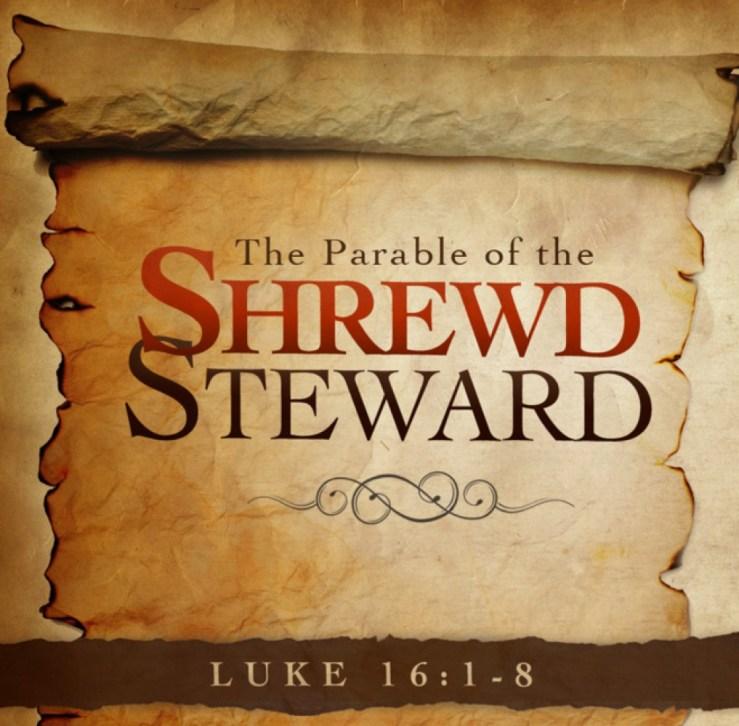 Sermon / Sept 18, 2016 / Luke 16:1-15 / The Shrewd Manager / Pastor Terry  Defoe