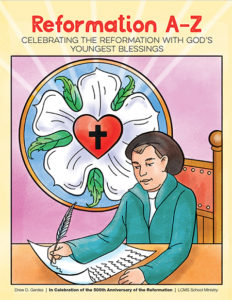 Reformation Coloring Pages : reformation, coloring, pages, Reformation, Coloring, Lutheran