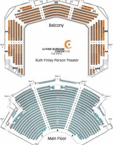 For nearly years luther burbank center the arts has been best place to see your favorite performer up close and personal download seating chart also rh lutherburbankcenter