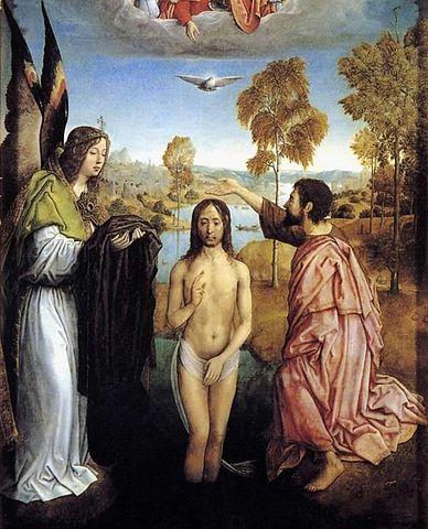 Dr. Martin Luther - Was ist das Wesen der Taufe? Wie ist sie als äußerlich zu verstehen? Und wer darf das, was die Taufe tut zu Recht sein eigen nennen?