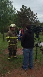 Thanks to Shanna Miller and LFD for the images