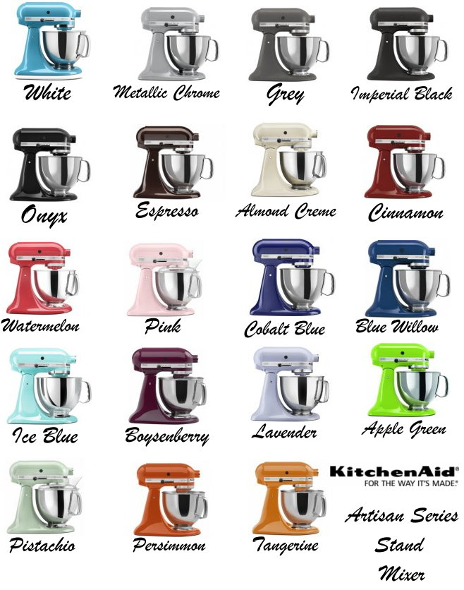 kitchen aid colors how to paint your cabinets kitchenaid artisan series stand mixer with pouring shield available zoom